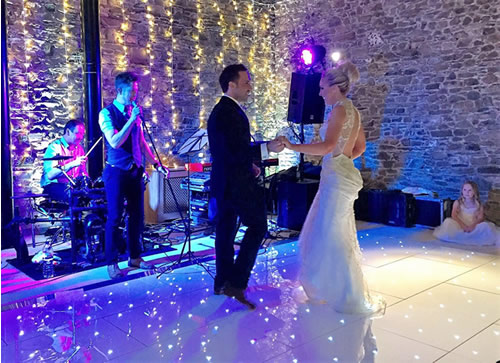 Dance floor Hire Cumbria